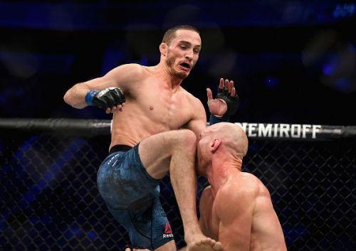 UFC 229: LaFlare v Martin