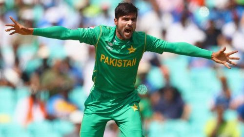 Image result for Amir ODI