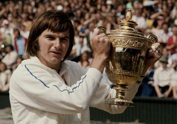 Image result for jimmy connors trophy