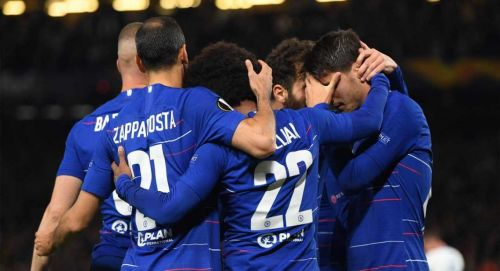 Chelsea huffed and puffed to beat Videoton 1-0 at home