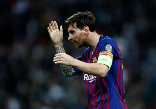 Barcelona maestro Lionel Messi is one of the top attackers in Europe at the moment