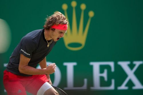 After a lean patch, Zverev seems to be getting back to full fitness and form