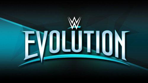 What does WWE need to do before The upcoming Evolution pay per view?