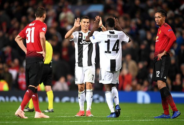 UEFA Champions League 2018 19  3 reasons why Juventus beat ... a591a2f46