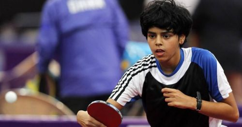 Archana Kamath will be seen in the semifinal of the table tennis event