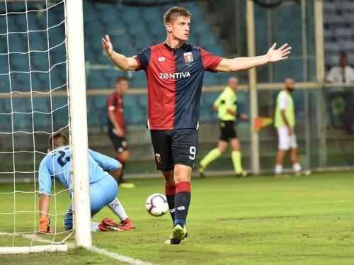 No player in Europe's top leagues has more goals than Krzysztof Piatek this season
