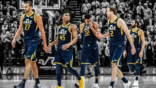 Utah Jazz will be looking to improve upon a memorable campaign for them, starred by Donovan Mitchell