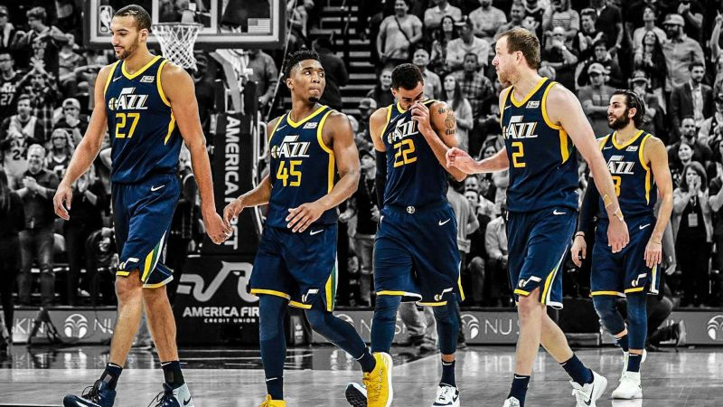 Utah Jazz will be looking to improve upon a memorable campaign for them ce9467e46