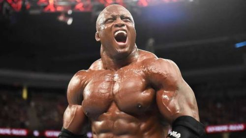 Lashley has gained so much momentum off of his heel turn