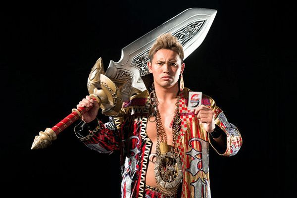 Kazuchika Okada is one of the best wrestlers in the world at the moment