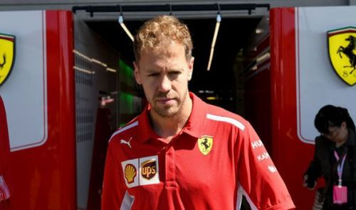 Sebastian Vettel's future at Ferrari could be on the line after 2019