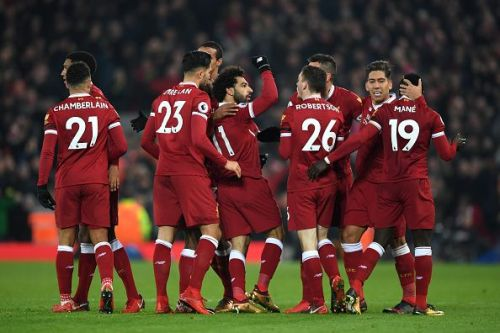 Barcelona are set to attack Liverpool again