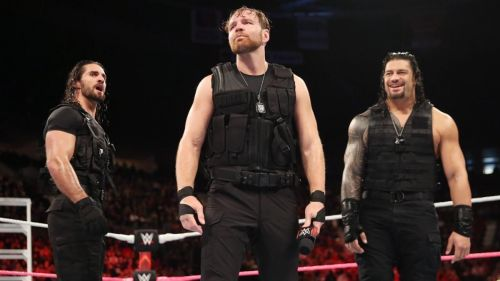 How long before WWE chooses to break up The Shield?