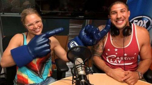 EnterRonda Rousey's ex-boyfriend and former UFC heavyweight fighter Brendan Schaub