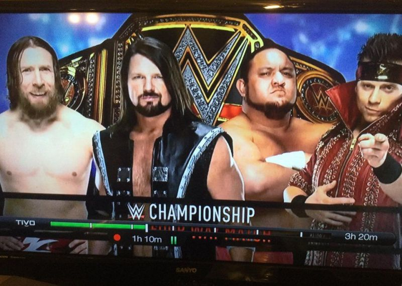 (Image Credit: Reddit www.reddit.com/r/SquaredCircle/comments/9mksgo/local_ad_just_announced_this_match_as_the_main)