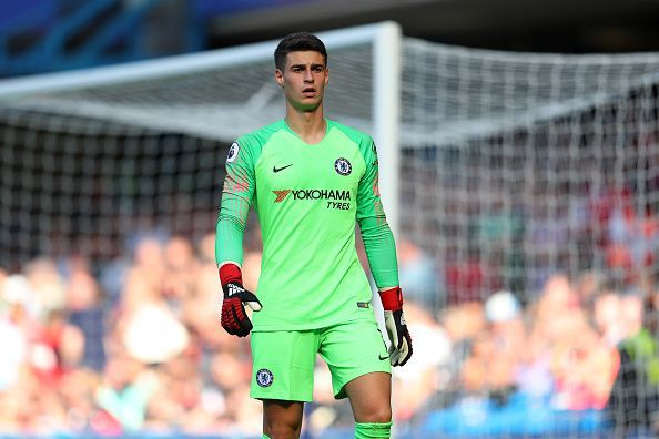 Kepa is the world's most expensive goalkeeper