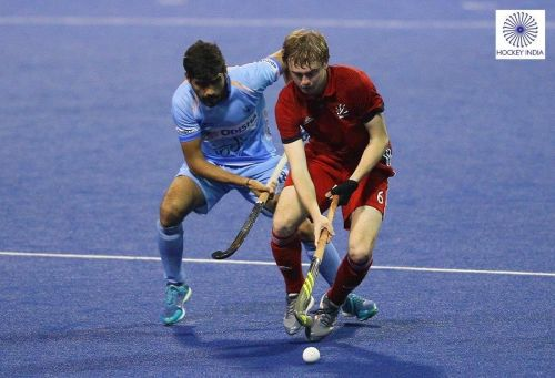 India suffered a heart-breaking 2-3 loss to Great Britain to settle for the silver medal at the eighth Sultan of Johor Cup (Image Courtesy: Hockey India)