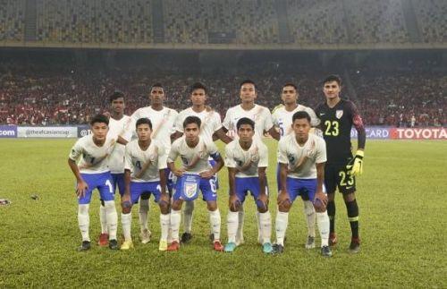 India U16 football team