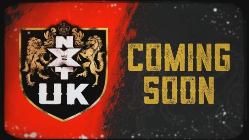NXT UK will be hitting our screens this month!