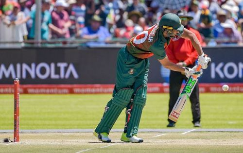 Bangladesh routed Zimbabwe 3-0 in the ODI series