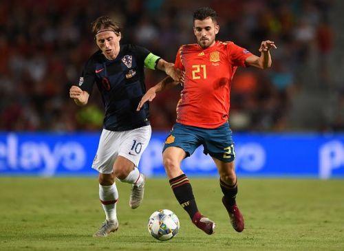 Croatia were humiliated by Spain back in September