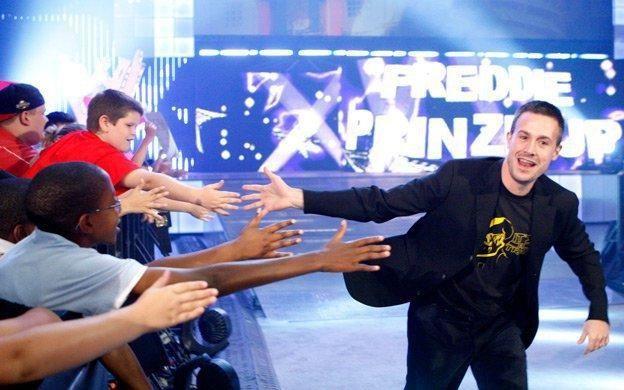 El príncipe de la WWE