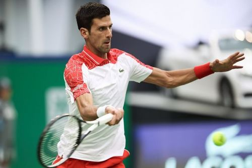 A fit and formidable Novak Djokovic is back to his very best