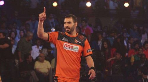 Anup Kumar will face his former side U Mumba in his first match for Jaipur