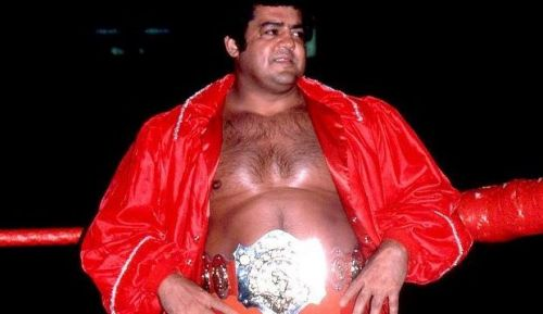 Morales was also the first WWE Triple Crown Champion.