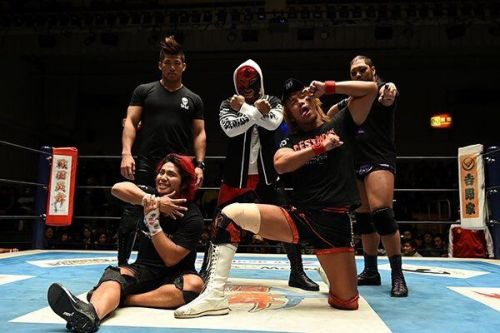 Los Ingobernables de Japon will be joined by a new member