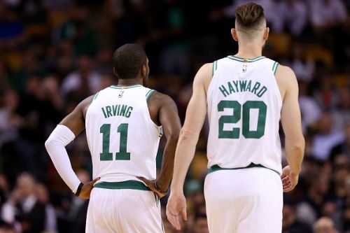With the pair having returned from difficult injury setbacks, the Celtics are set for another good year