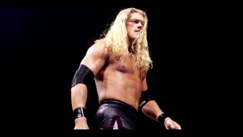 HOF member Edge in 1998