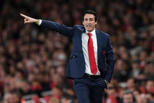 Unai Emery will be looking to make it 12 wins in a row in all competitions