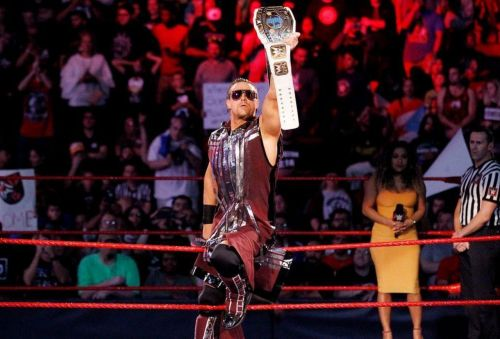 The Perfect Pairing - The Miz and Intercontinental Championship