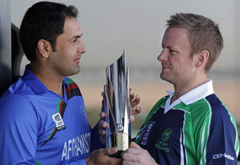 Ireland and Afghanistan were granted the Test status by ICC on 22 June 2018