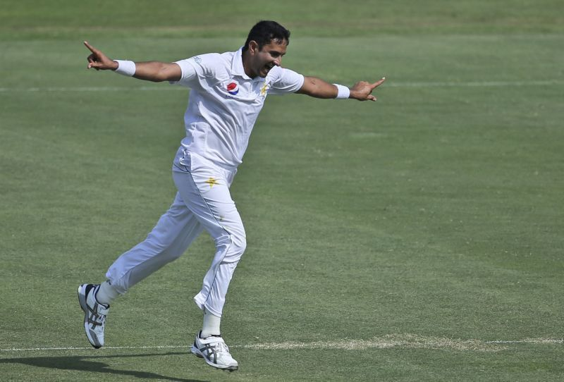 Mohammad Abbas has announced himself to the world