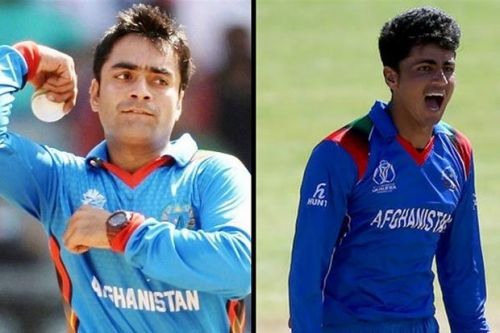 Rashid and Mujeeb will be pivotal for Afghanistan's chances in World Cup 2019