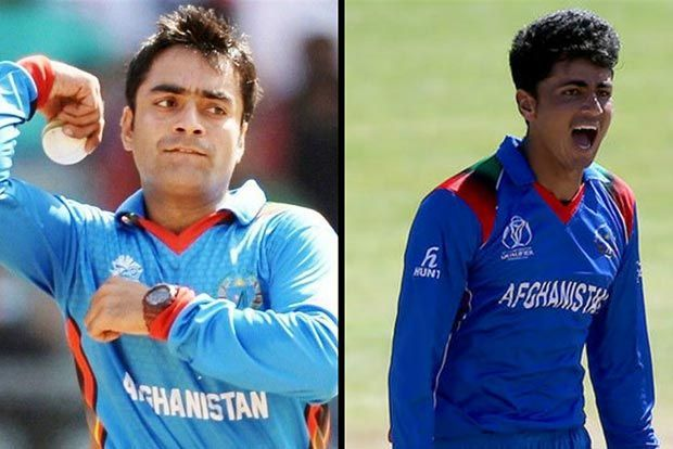 Rashid and Mujeeb will be pivotal for Afghanistan