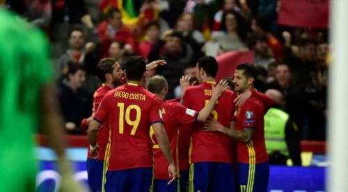 Spain have been in a rebuilding process since the World Cup debacle