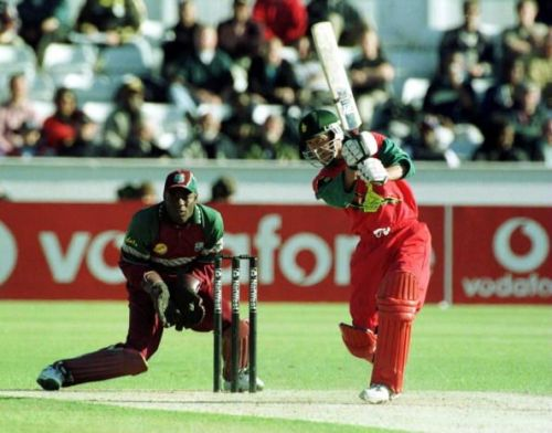 Murray Goodwin and his teammates could've scripted a glorious history of Zimbabwean cricket
