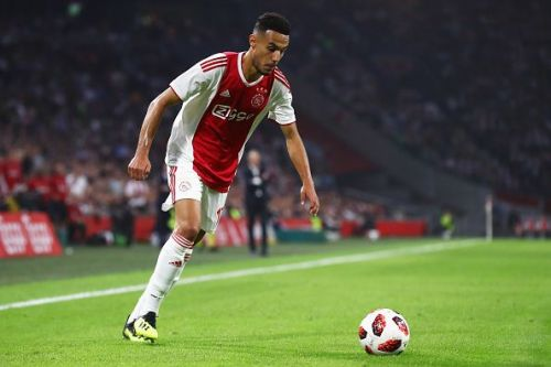 Noussair Mazraoui has been influential for the Dutch club.