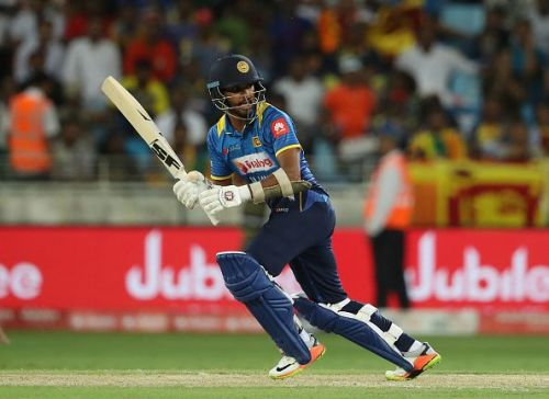 Dinesh Chandimal- The batsman and captain