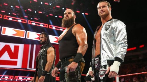 Is Drew McIntyre about to split from Ziggler and Strowman?