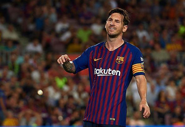 The striker would be phenomenal alongside Barcelona superstar, Lionel Messi