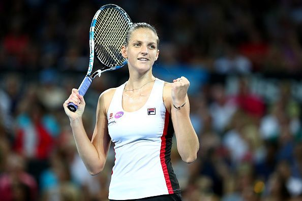 Pliskova may find Sloane too hot to handle