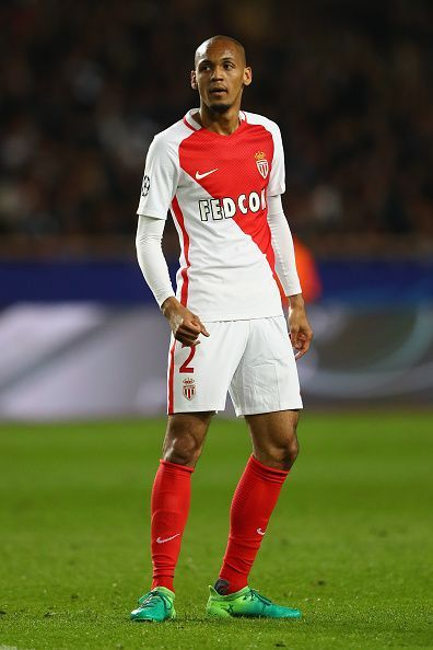 The defensive lynchpin in the AS Monaco side
