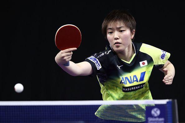 Silver medalist Miu Hirano of Japan