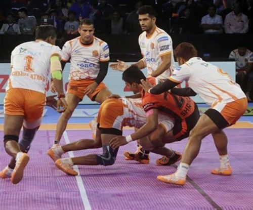 Puneri Paltan and U Mumba will be playing in the second game