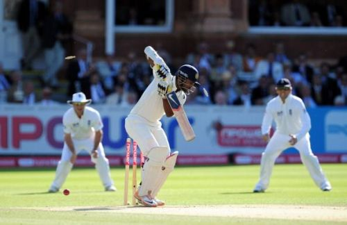 England v India: 1st npower Test - Day Four