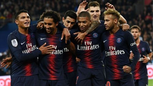 PSG have blazed past the Ligue 1 so far